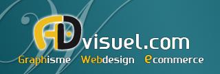 Logo Advisuel création site ecommerce Toulouse
